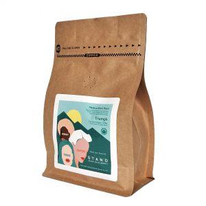 Triumph coffee bag