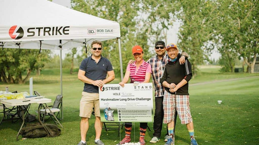 STAND ASA golf tournament